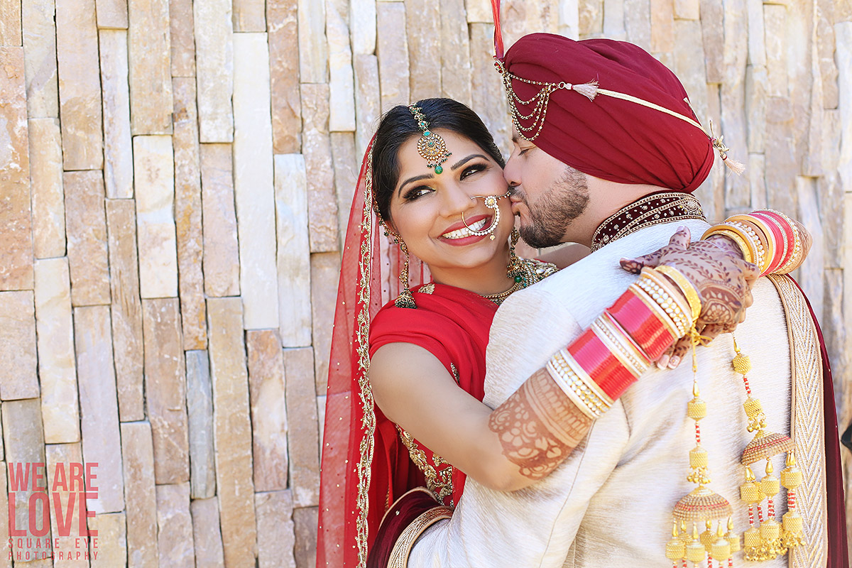 An OC Punjabi Sikh Wedding Full of Visual Delights - Fine